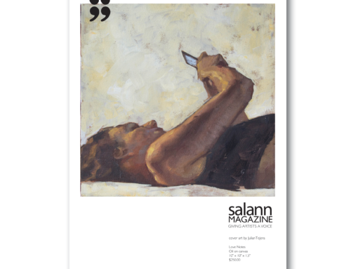 Julian Tejera | Cover Artist | 2nd Edition
