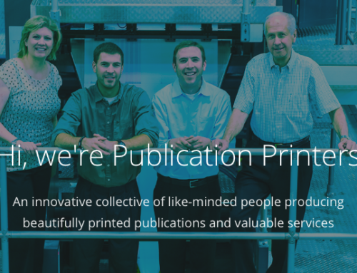 We're excited to announce that we'vefinally chosen a printer!